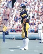 Jack Deloplaine LIMITED STOCK Pittsburgh Steelers 8x10 Photo