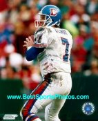 John Elway Denver Broncos 8X10 Photo