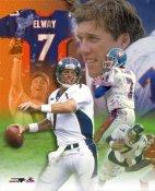 John Elway Legends Denver Broncos SATIN 8X10 Photo LIMITED STOCK