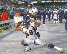 Mario Fatafehi Denver Broncos 8X10