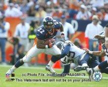 Quinton Griffin Denver Broncos 8X10
