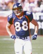 Jeb Putzier Denver Broncos 8X10