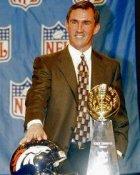 Mike Shanahan Coach Denver Broncos 8X10