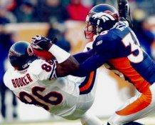 Lenny Walls Denver Broncos 8X10