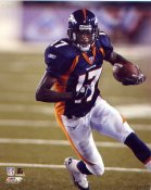 Darius Watts Denver Broncos 8X10 Photo