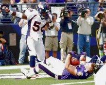 Al Wilson Denver Broncos 8X10