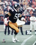 Jack Lambert Pittsburgh Steelers 8x10 LIMITED STOCK