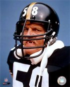 Jack Lambert Pittsburgh Steelers SATIN 8x10 Photo LIMITED STOCK