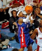 Allen Iverson LIMITED STOCK All Star Game 8X10 Photo