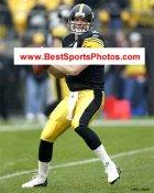 Brian St. Pierre Pittsburgh Steelers 8x10
