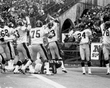 The Steel Curtain Pittsburgh Steelers 8x10
