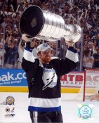 Brad Richards LIMITED STOCK With 2004 Stanley Cup 8x10 Photo
