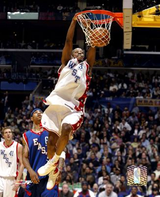 Steve Francis 2004 All-Star Game