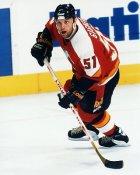 Dave Gagner Calgary Flames 8x10