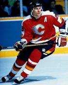 Joel Otto Calgary Flames 8x10