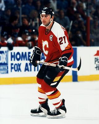 Steve Chaisson 1 Calgary Flames 8x10
