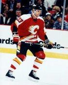 Zarley Zalapski Calgary Flames 8x10