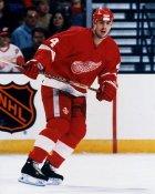 Jamie Pushor Detroit Red Wings 8x10 Photo