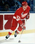 Kevin Miller Detroit Red Wings 8x10 Photo