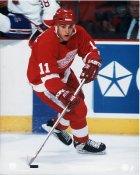 Matthew Dandenault Detroit Red Wings 8x10 Photo