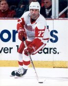 Paul Coffey Detroit Red Wings 8x10 Photo