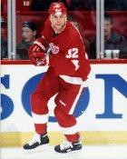 Stu Grimson Detroit Red Wings 8x10 Photo