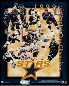 Season Champs Collage Dallas Stars 8x10