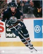 Roman Hamrlik Edmonton Oilers 8x10