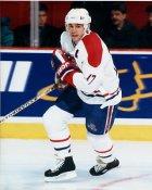 Russ Courtnall Montreal Canadiens 8x10