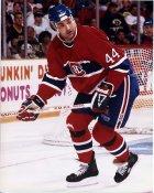 Stephane Richer Montreal Canadiens 8x10