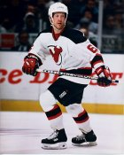 Phil Housley New Jersey Devils 8x10