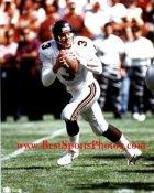 Bobby Hebert LIMITED STOCK Atlanta Falcons 8X10 Photo