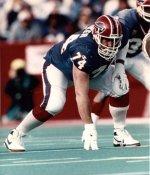 Glenn Parker Buffalo Bills 8X10