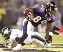 Mark Clayton LIMITED STOCK Baltimore Ravens 8X10 Photo