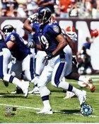Travis Taylor Baltimore Ravens 8X10