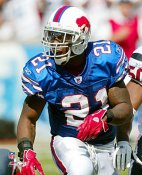 Willis McGahee LIMITED STOCK Buffalo Bills 8X10 Photo
