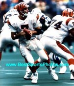 David Klinger Cincinnati Bengals 8X10