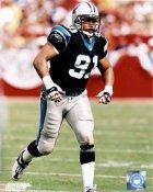 Chuck Smith Carolina Panthers 8X10 Photo