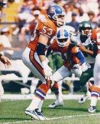 Bill Romanowski Denver Broncos 8X10 Photo