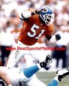 John Mobley Denver Broncos 8X10 Photo