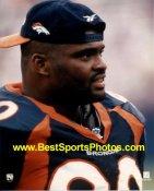 Neil Smith Denver Broncos 8X10