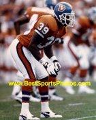 Ray Crockett Denver Broncos 8X10