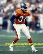 Tyrone Braxton Denver Broncos 8X10