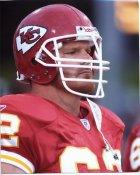 Casey Wiegmann Kansas City Chiefs 8X10