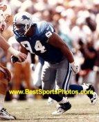 Luther Ellis Detroit Lions 8X10