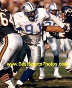 Robert Porcher Detroit Lions 8X10