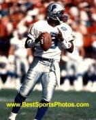Rodney Peete Detroit Lions 8X10