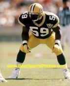 Wayne Simmons Green Bay Packers 8X10
