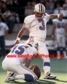 Al Del Greco Houston Oilers 8X10 Photo