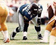 Kelvin Pritchett Jacksonville Jaguars 8X10